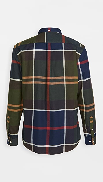 Barbour Modern Tartan Long Sleeve Shirt