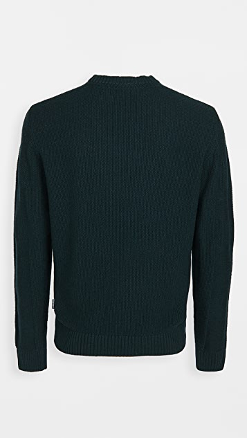Barbour Alasdaire Crew Neck Sweater