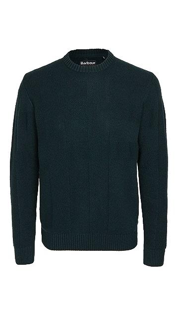 Barbour Alasdaire Crew Neck Sweater