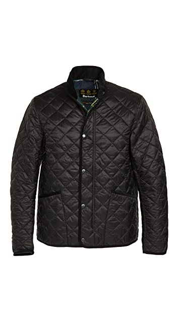 Barbour Koppel Corduroy Trimmed Jacket