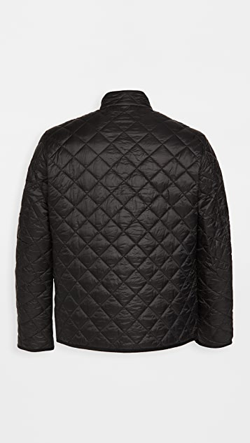 Barbour Koppel Corduroy Trimmed Jacket