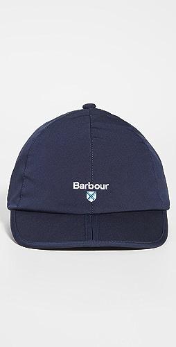 Barbour - Crest Waterproof Packaway Sports Cap