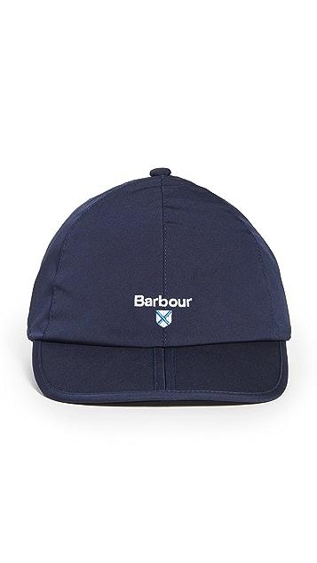 Barbour Crest Waterproof Packaway Sports Cap