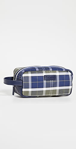 Barbour - Wetherham Tartan Washbag