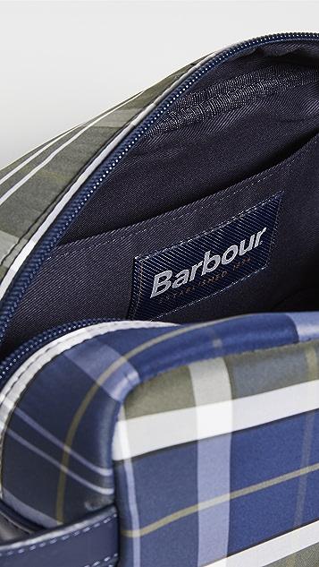 Barbour Wetherham Tartan Washbag