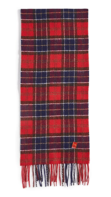 Barbour Oxdale Wool Scarf