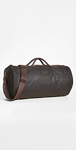 Barbour - Wax Holdall Bag