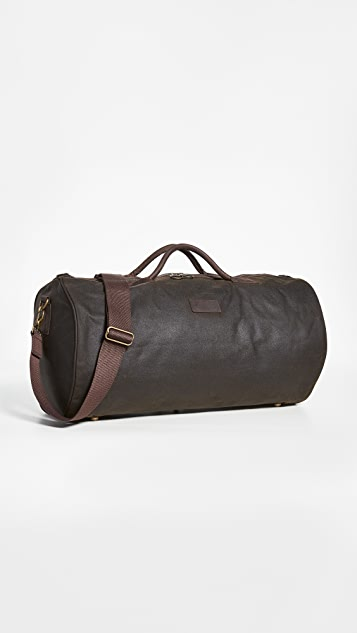 Barbour Wax Holdall Bag