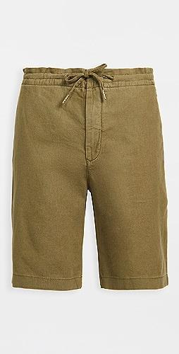 Barbour - Linen Shorts