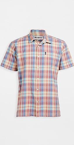Barbour - Summer Madras Short Sleeve Shirt