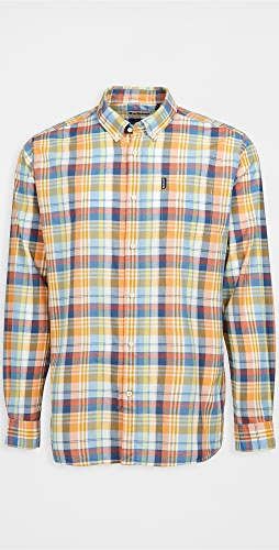 Barbour - Summer Madras Long Sleeve Shirt