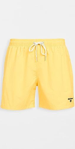 Barbour - Essential Logo Swim Shorts