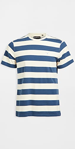 Barbour - Beach Striped T-Shirt