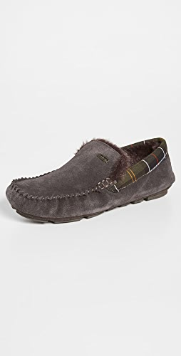 Barbour - Monty Slippers