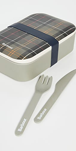 Barbour - Barbour Lunch Box & Cutlery