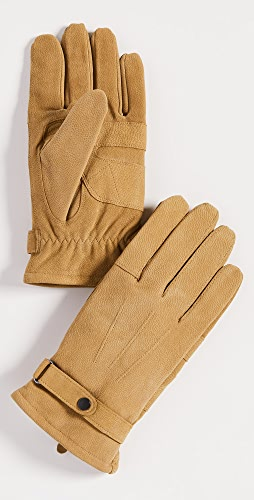 Barbour - Barbour Leather Thinsulate Gloves