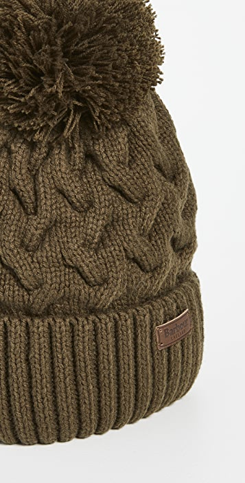Barbour Barbour Gainford Cable Beanie
