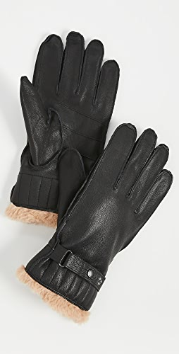 Barbour - Barbour Leather Utility Gloves