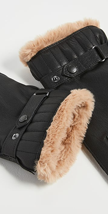 Barbour Barbour Leather Utility Gloves
