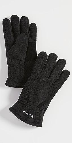 Barbour - Barbour Coalford Fleece Gloves