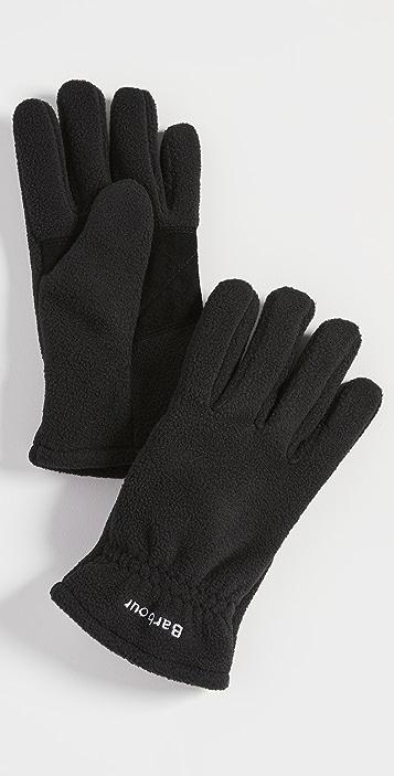 Barbour Barbour Coalford Fleece Gloves