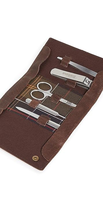 Barbour Aydon Manicure Kit