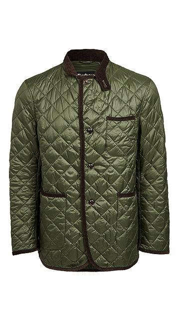 Barbour x Engineered Garments Loitery Coat
