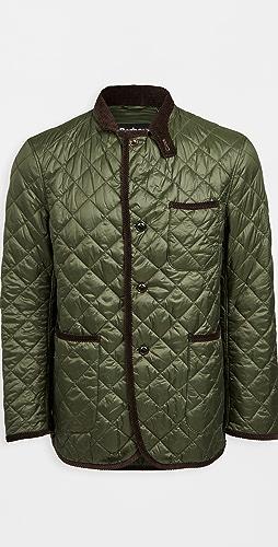 Barbour - x Engineered Garments Loitery Coat