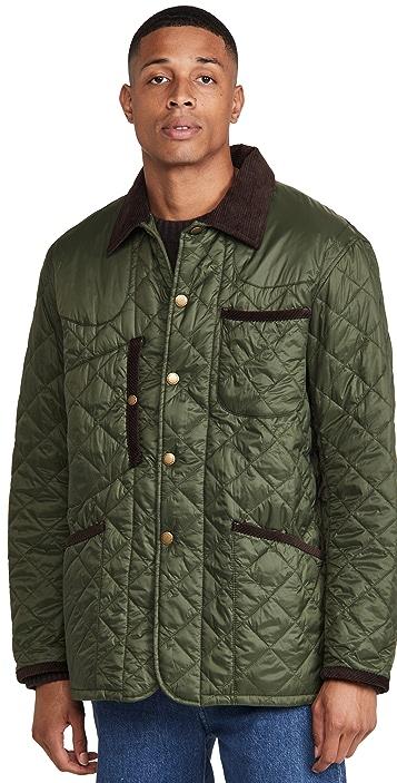 Barbour Barbour Staten Quilt Jacket