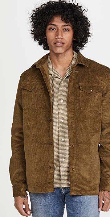 Barbour Barbour Cord Overshirt