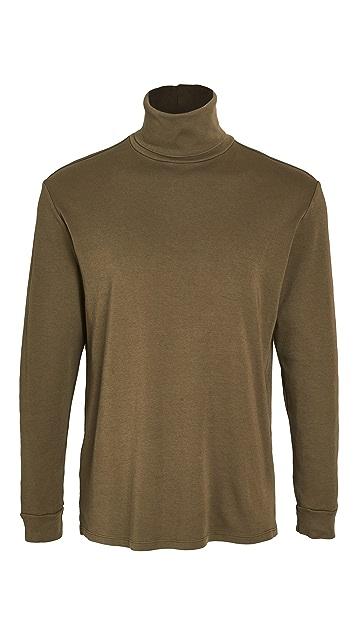 Barena Venezia Baglio Mock Neck Sweater