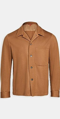 Barena Venezia - Cedrone Morbio Wool Shirt Jacket