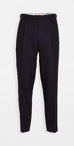 Barena Venezia - Masco Frare Wool Trousers