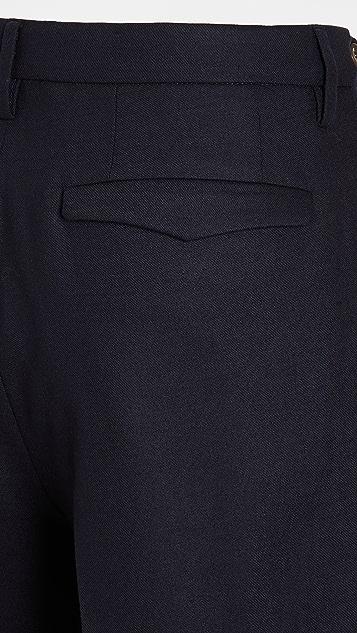 Barena Venezia Masco Frare Wool Trousers