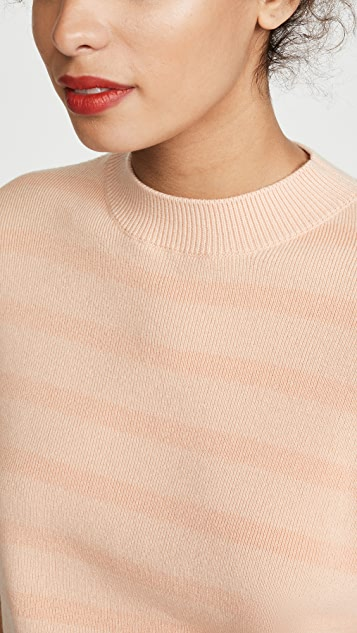 Barrie Кашемировый свитер в полоску