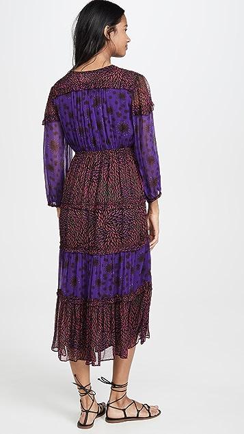 Ba&sh Богемное платье