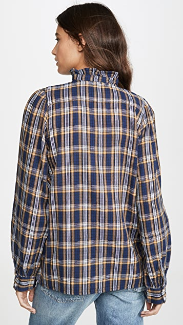 Ba&sh Canelle Shirt