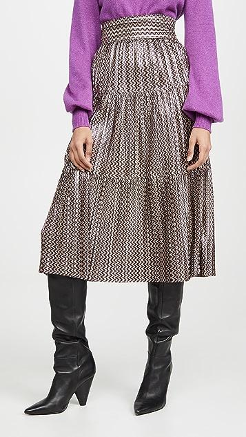 Ba&sh Poly Skirt
