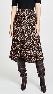 Ba&sh Teddy Skirt