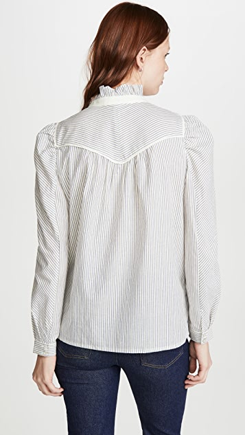 Ba&sh Spring Shirt