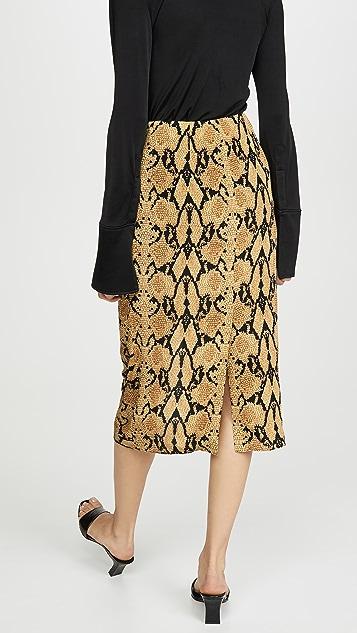 Ba&sh Carry Skirt