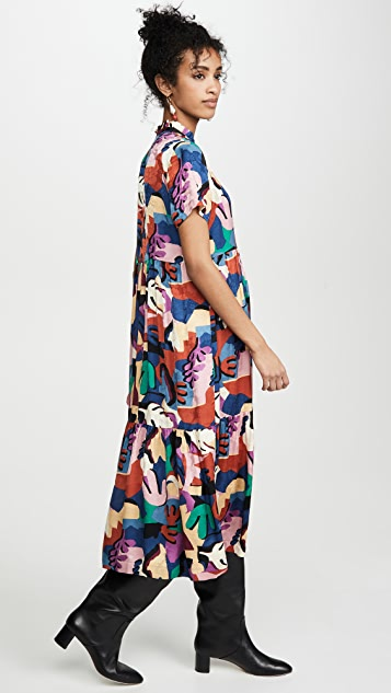 Ba&sh Madeleine Dress