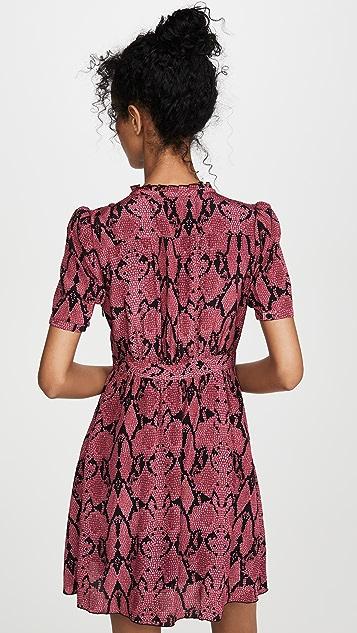 Ba&sh Cascade Dress