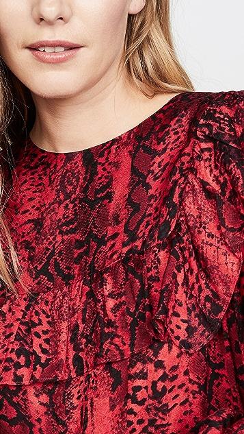 Ba&sh Платье Sym