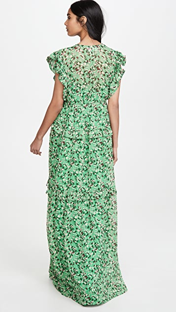 Ba&sh Платье Samanta