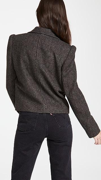 Ba&sh Klimt 夹克
