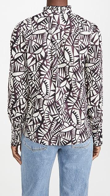 Ba&sh Over 衬衫