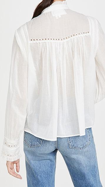 Ba&sh 叶子女式衬衫