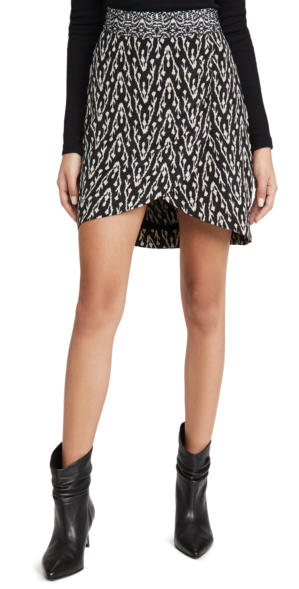 Ba & sh Iliade Skirt