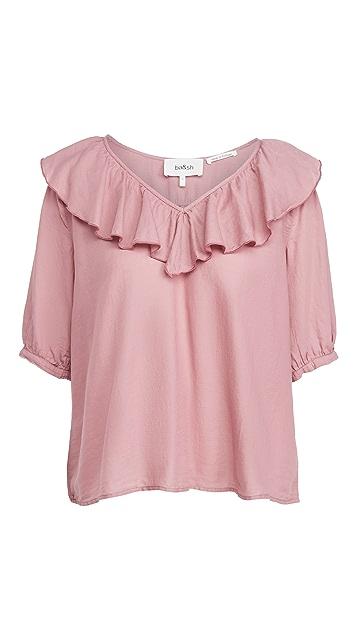 Ba&sh Twiggy 女式衬衫
